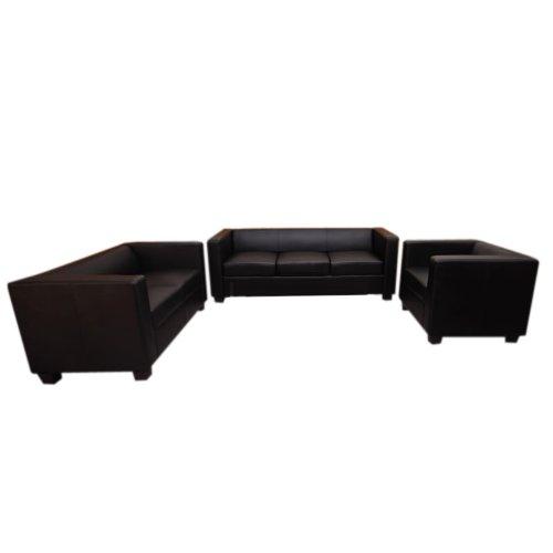 3 2 1 sofagarnitur couchgarnitur loungesofa m65. Black Bedroom Furniture Sets. Home Design Ideas