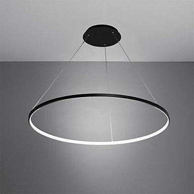 KJLARS Moderne Pendelleuchte LED Metall Hängelampe Leuchtmittel Weiß