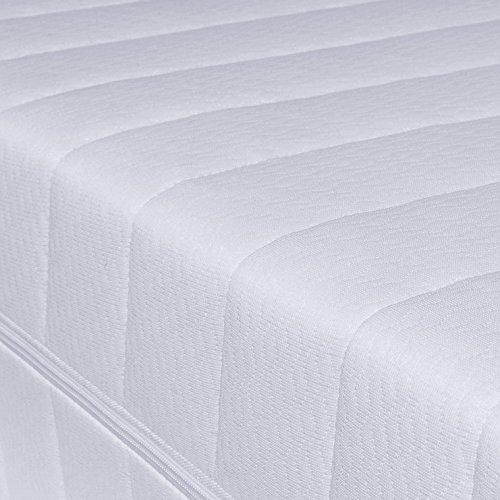 mister sandman a0051 matratze 7 zonen kaltschaummatratze h rtegrad h2 h3 rollmatratze. Black Bedroom Furniture Sets. Home Design Ideas