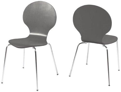 Ac design furniture h000009171 esszimmerstuhl 4 er set for Esszimmerstuhl design klassiker