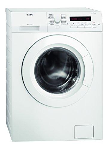 AEG L72675FL Waschmaschine Frontlader/A+++ / 1600 UpM / 7 kg/Weiß [Altes Modell]