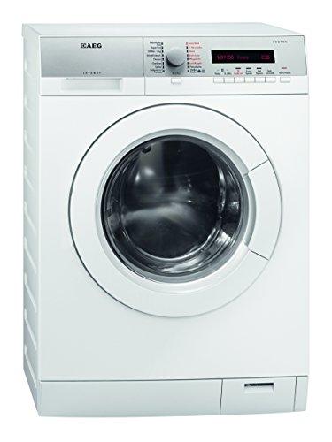 AEG L76485HFL Waschmaschine Frontlader / A+++ / 1400 UpM / 8 kg / silber