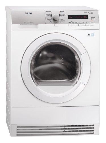 AEG T86285IC Kondenstrockner/B/8 kg/Weiß