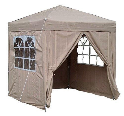 Airwave Pop-Up-Pavillon, 2x2m, beige