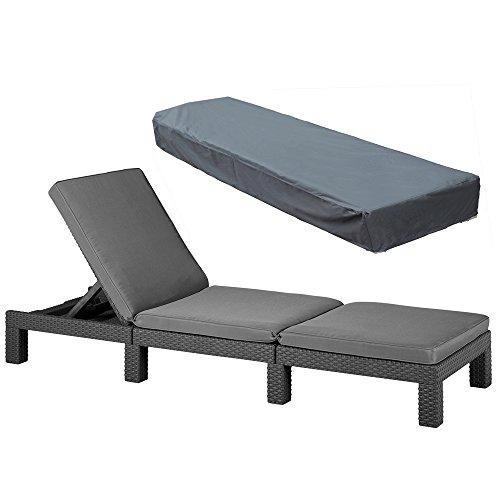 gartenliegen seite 4 m bel24. Black Bedroom Furniture Sets. Home Design Ideas