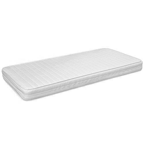 AquaMax 1760 Orthopädische Comfort Matratze / Höhe ca. 16 cm (H3 (bis 110kg), 140x200)