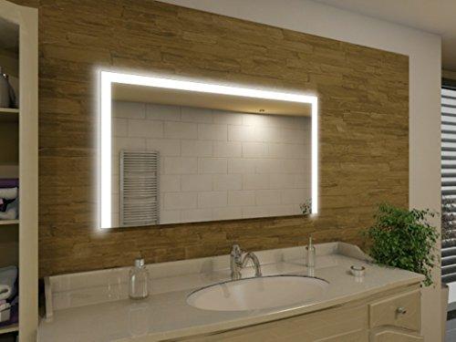 seattle21 led spiegel badspiegel mit beleuchtung verschiedene gr en ausw hlbar modern und. Black Bedroom Furniture Sets. Home Design Ideas