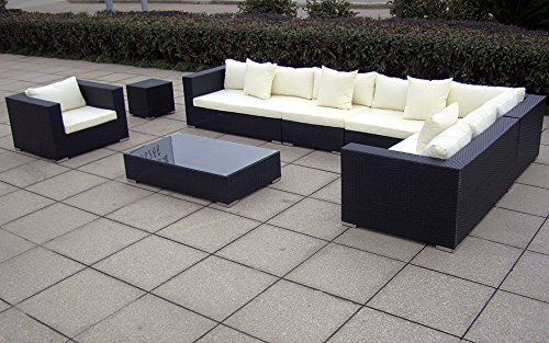 baidani gartenm bel sets designer lounge. Black Bedroom Furniture Sets. Home Design Ideas