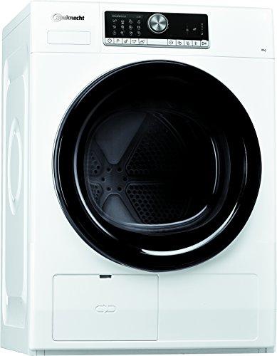 Bauknecht TR Style 82A3 BW Wärmepumpentrockner/A+++ / 8 kg/Verbesserter Knitterschutz/Besonders energiesparend/weiß