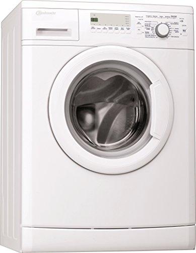 Bauknecht WA Care 814 Waschmaschine FL / A+++ / 193 kWh/Jahr / 1400 UpM / 8 kg /  Weiß / 11000 L/Jahr / Startzeitvorwahl / Unterbaufähig