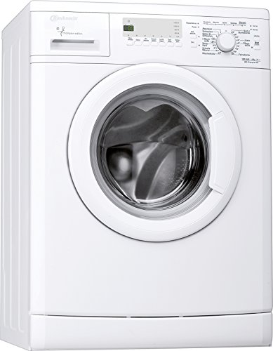 Bauknecht WA Champion 64 Waschmaschine FL/A+++ / 147 kWh/Jahr / 1400 UpM / 6 kg / 8200 L/Jahr / Startzeitvorwahl/Unterbaufähig / weiß