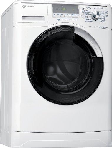 Bauknecht WA Eco Star 7 ES Waschmaschine  / A+++ / Frontlader / 1400 UpM / 7 kg / DirektEinsprühSystem DES+ / Ultimate Care /Big window / Vollwasserschutz / Weiß