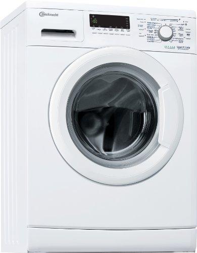 Bauknecht WA PLUS 622 Slim Waschmaschine Frontlader / A+++ B / 1200 UpM / 6 kg / Weiß / Clean+ / Small display