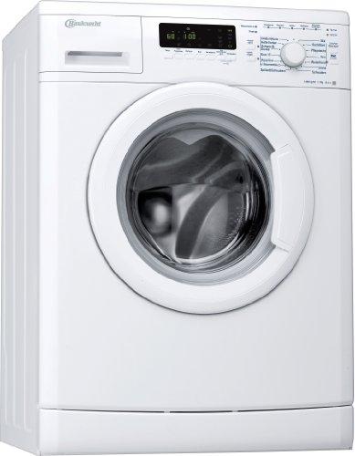 Bauknecht WA PLUS 744 A+++ Waschmaschine Frontlader/A+++ B / 1400 UpM / 7 kg/Weiß / Smart Select/Jeans Programm