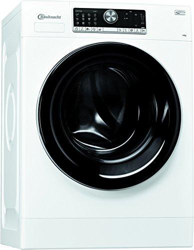 Bauknecht WA Prime 1054 Z Waschmaschine Frontlader / A+++ B / 1400 UpM / 10 kg / weiß / extrem leise mit 48 db / ZEN Direktantrieb