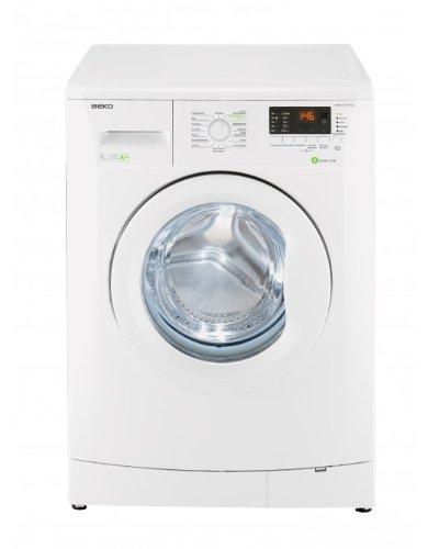 Beko WMB 51232 PTEU Waschmaschine Frontlader/A++B/146 kWh/Jahr/7260 Liters/Jahr/1200 UpM/5 kg/Multifunktionsdisplay/15 Waschprogramme/Pet Hair Removal/weiß