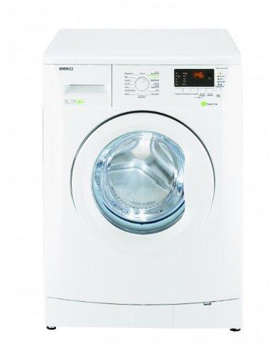 Beko WMB 51432 PTEU Waschmaschine Frontlader/A++B / 146 kWh/Jahr / 7260 Liters/Jahr / 1400 UpM / 5 kg/Multifunktionsdisplay / 15 Waschprogramme/Pet Hair Removal/weiß