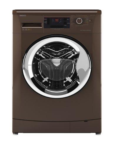 Beko WMB 71443 PTECT Waschmaschine Frontlader / A+++ / 1400 UpM / 171 kWh/Jahr / 7 kg / Schokolade / Wasserverbrauch: 41 L / Pet Hair Removal