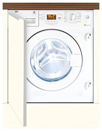 Beko WMI 71443 PTE Waschmaschine FL/A+++/171 kWh/Jahr/1400 UpM/7 kg/9020 L/Jahr/weiß/pet hair removel