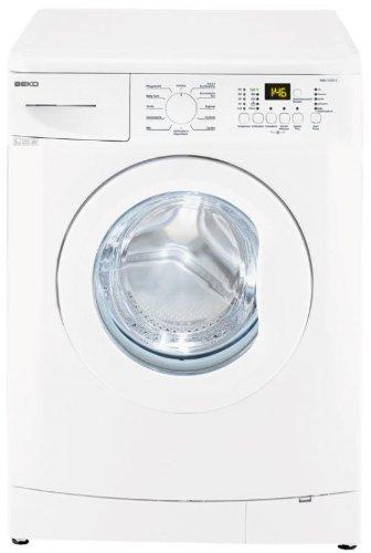 Beko WML 61431 ME Waschmaschine Frontlader / A+ B / 0.85 kWh / 1400 UpM / 6 kg / Variable Schleuderwahl / Kindersicherung / weiß