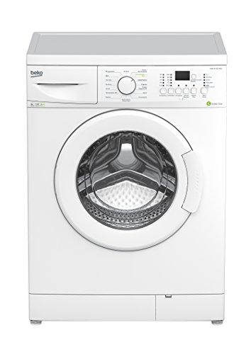 Beko WML 61432 MEU Waschmaschine FL/A++/164 kWh/Jahr/1400 UpM/6 kg/weiß/Mengenautomatik/Einsatz für Flüssigwaschmittel