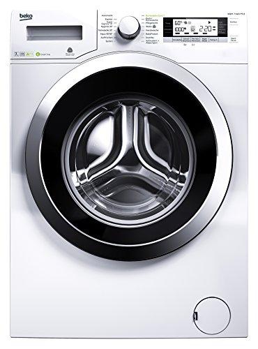 Beko WMY 71443 PTLE Waschmaschine/A+++/1400 UpM/7 kg/LC-Display/Automatik-Programm/Pet Hair Removal Funktion/ProSmart Inverter Motor/Watersafe+/Mengenautomatik/BabyProtect/Kindersicherung/Aquastop