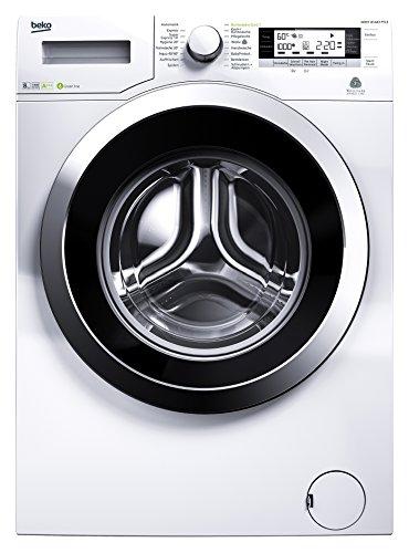 Beko WMY 81443 PTLE Waschmaschine FL / A+++ / 192 kWh/Jahr / 1400 UpM / 8 kg / LC-Display / weiß