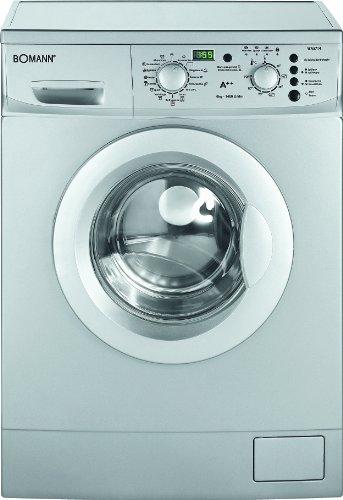 bomann wa 5714 waschmaschine fl a 174 kwh jahr 1400 upm 6 kg 9240 liter jahr 15. Black Bedroom Furniture Sets. Home Design Ideas