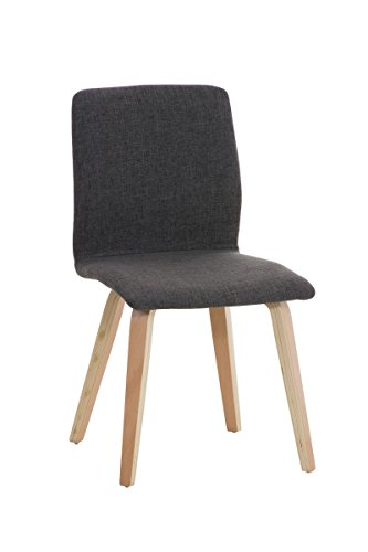 clp esszimmerstuhl granat mit stoffbezug polsterstuhl mit robustem holzgestell i lehnstuhl mit. Black Bedroom Furniture Sets. Home Design Ideas