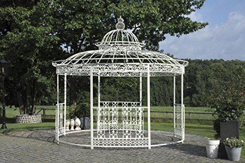 clp wundersch ner luxus pavillon romantik aus stabilen. Black Bedroom Furniture Sets. Home Design Ideas