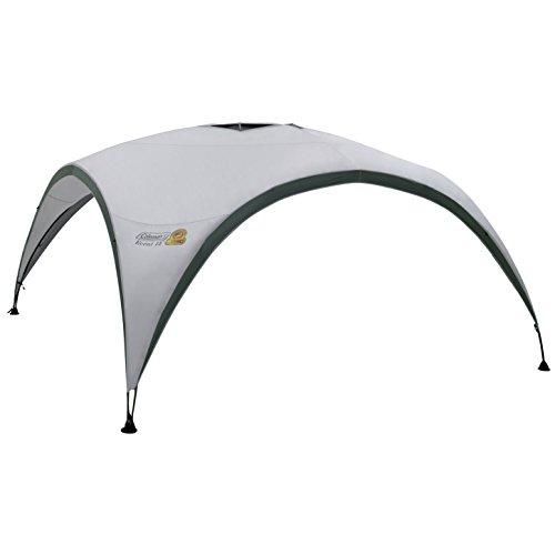 Coleman Event Shelter, 4,5 x 4,5 m, Pavillon, stabiles Partyzelt mit Stahlgestänge, Gazebo, Eventzelt, Sonnenschutz SPF 50+, XL, normal