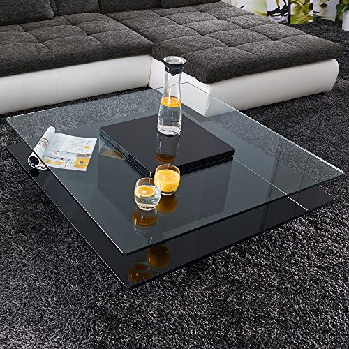 moebella couchtisch schwarz echtholzfurnier quadratisch. Black Bedroom Furniture Sets. Home Design Ideas