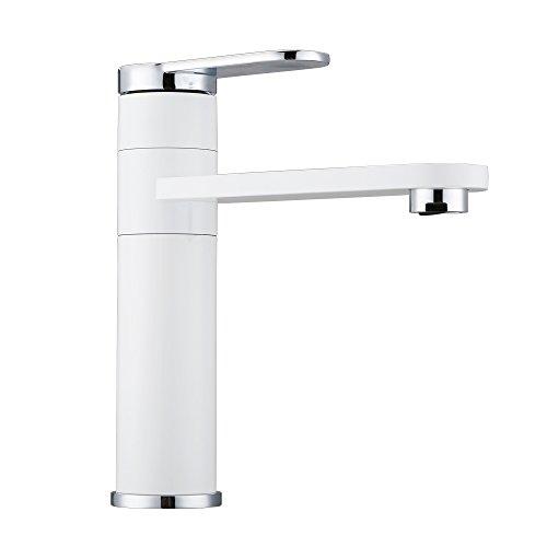 Dailyart Weiß Design Bad Waschtisch Armatur Wasserhahn