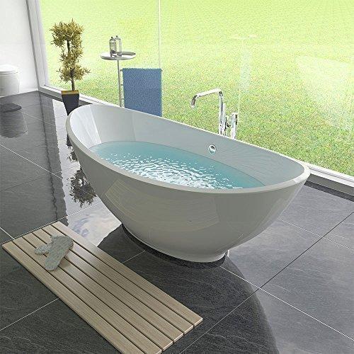 design freistehende badewanne 1750 x 850 x 700. Black Bedroom Furniture Sets. Home Design Ideas