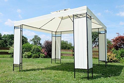 Eleganter Gartenpavillon Pavillon 3x3 Meter Model: 7074-A von AS-S