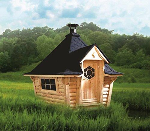 Exklusive Grillhütte 7,0 m2 bei Grüne Häuser