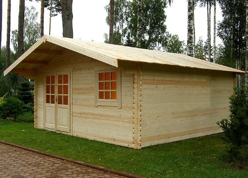 gartenhaus hamburg blockhaus 500cm x 500cm 44 mm gartenlaube holzhaus holzlaube 0 m bel24. Black Bedroom Furniture Sets. Home Design Ideas