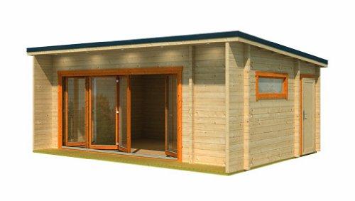 Gartenhaus Java 628,5 x 410 cm