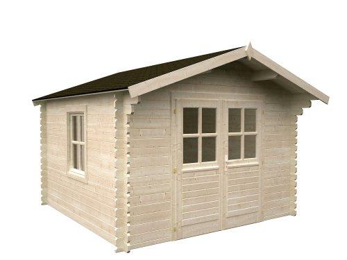 Gartenhaus Sandy 3.0 ca. 320 x 320 cm