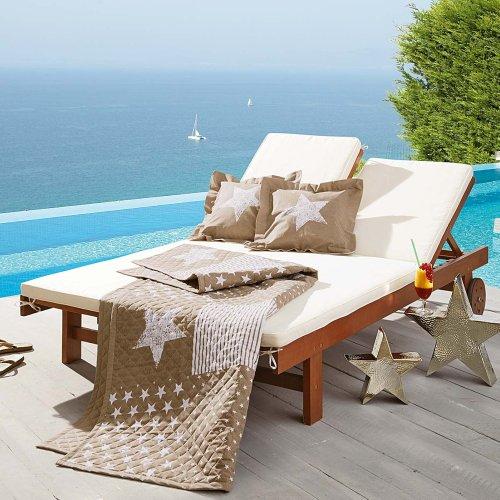 gartenliege sonnenliege duo f r 2 personen m bel24. Black Bedroom Furniture Sets. Home Design Ideas
