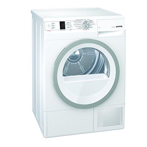 Gorenje D 95F65 N Kondenstrockner FL/A++/9 kg/weiß/Wärmepumpentechnologie/IonTech-Ionensystem/Knitterschutz