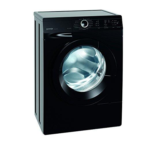 Gorenje W 6222 PB/S Waschmaschine FL/A++/6 kg/1200 UpM/schwarz/SensoCare-Waschsystem/Quick 17/SlimLine: Tiefe 44 cm/Colour Collection