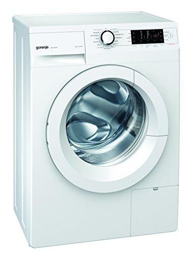 Gorenje W 6543/S Waschmaschine FL / A+++ / 6 kg / 1400 UpM / weiß / SensoCare-Waschsystem / Quick 17 / SlimLine: Tiefe 44 cm
