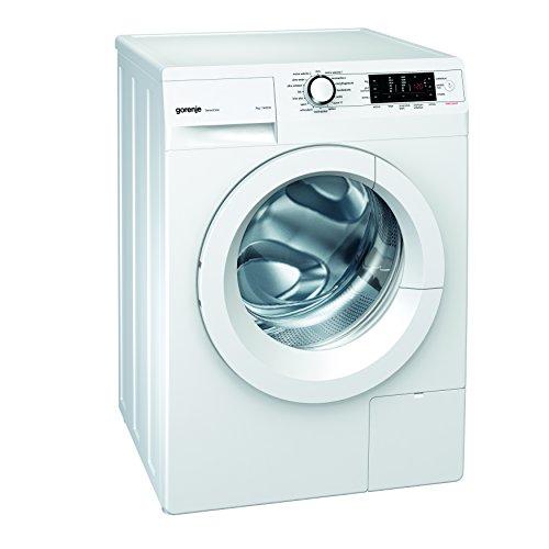Gorenje W 7544 T/I Waschmaschine FL/A+++/7 kg/1400 UpM/weiß/Totaler AquaStop/SensoCare-Waschsystem/Startzeitvorwahl 24 h