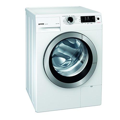 Gorenje W 8554 TX/I Waschmaschine FL/A+++/8 kg/1400 upm/weiß/Totaler AquaStop/SensoCare-Waschsysteme/VitaProgramme