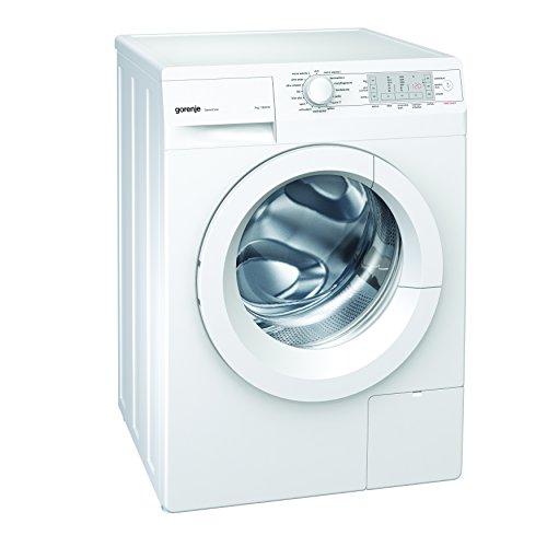 Gorenje WA 7960 Waschmaschine FL / A+++ / 166 kWh/Jahr / 1600 UpM / 7 kg / 9586 L/Jahr / Leise plus / Quick17 / weiß