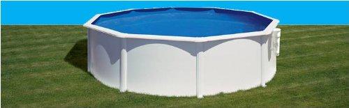 Gre–Pool Bora Bora Blech 460x 120cm + Filterkartusche