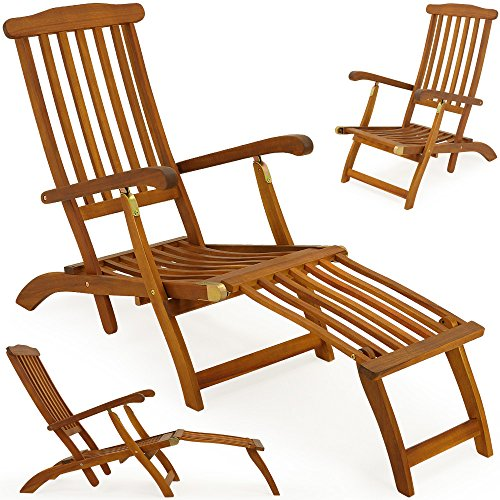 sonnenliege queen mary holz deckchair holzliege. Black Bedroom Furniture Sets. Home Design Ideas