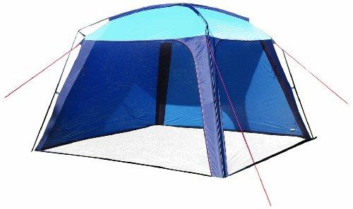 High Peak Pavillon, nachtblau/blau, 14045