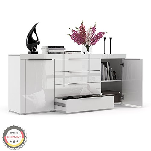 highboard sideboard kommode schrank anrichte m bel. Black Bedroom Furniture Sets. Home Design Ideas